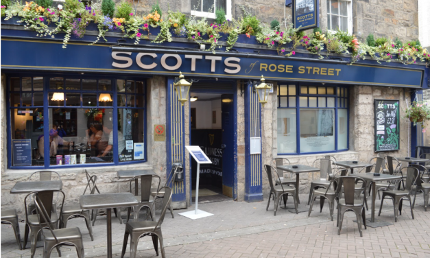 Spotlight: Scotts of Rose Street