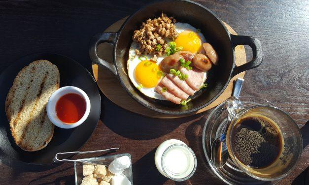 Chaophraya Breakfast Review
