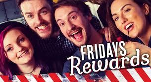 Promotion: TGIFriday's Free Rewards Club