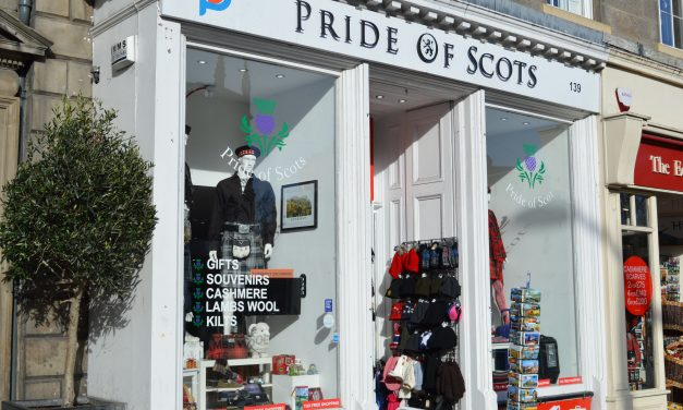 Spotlight: Pride of Scots
