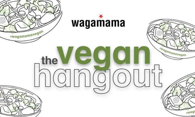 Dining Event: Wagamama Vegan Hang Out with Loui Blake June 19th
